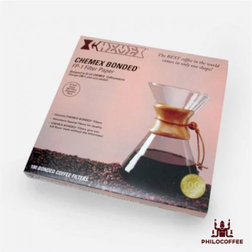 Chemex Unfolded Filter 6 Cups