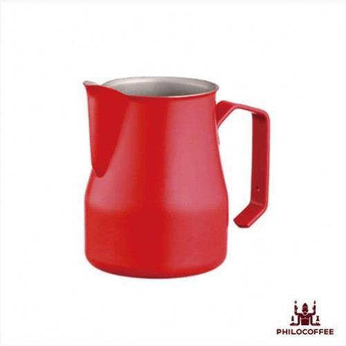 Motta Red Teflon Milk Jug
