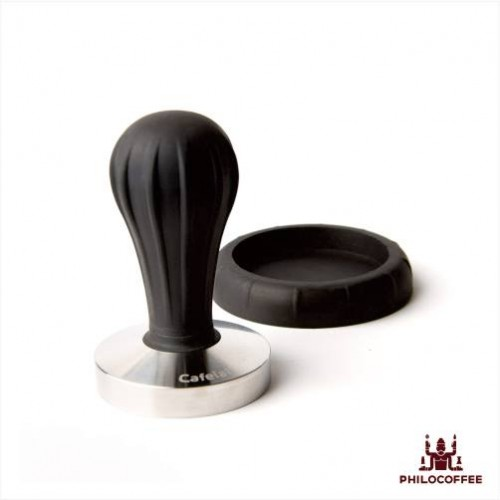 Pillar Tamper Black