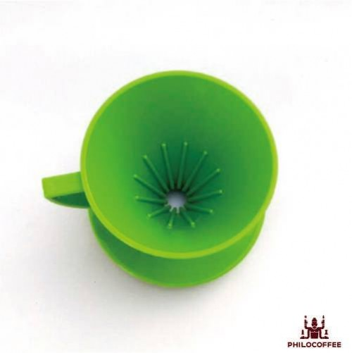 Kono Meimon Dripper 1-2 cups Hijau
