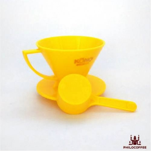 Kono Meimon Dripper 1-2 cups Kuning