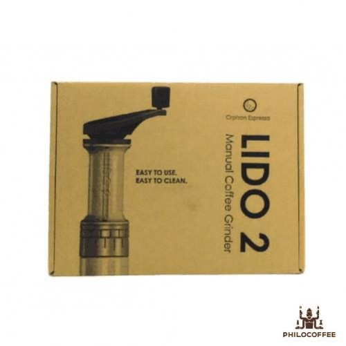 Orphan Espresso Lido 2 Manual Coffee Grinder