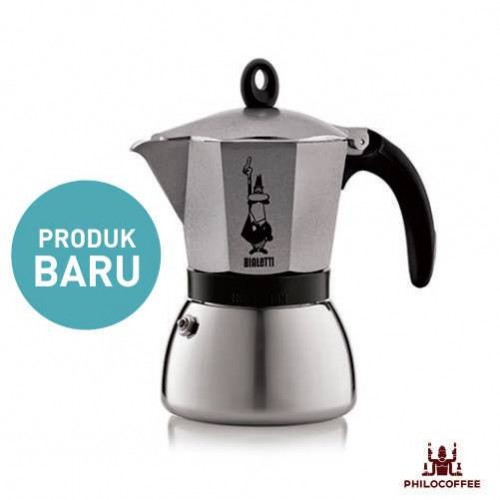 Bialetti Moka Induction Antracite