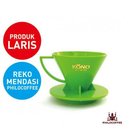 Kono Meimon Coffee Dripper Hijau